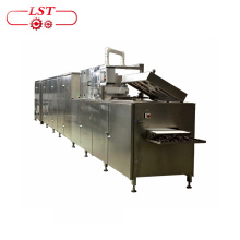 Full Automatic Chocolate Wafer Biscuit Machine Production Line